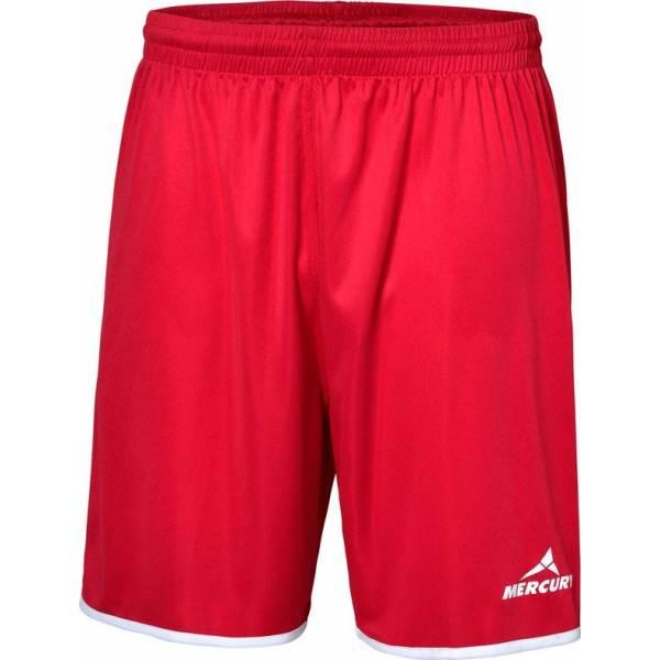Pantalón corto Mercury Gol rojo