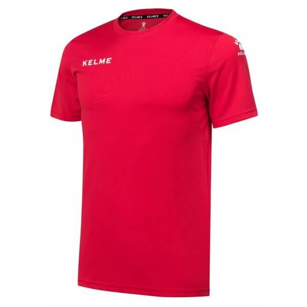 Camiseta manga corta Kelme CAMPUS rojo