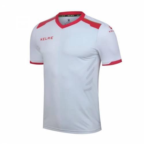 Camiseta manga corta Kelme ESPANYOL blanco
