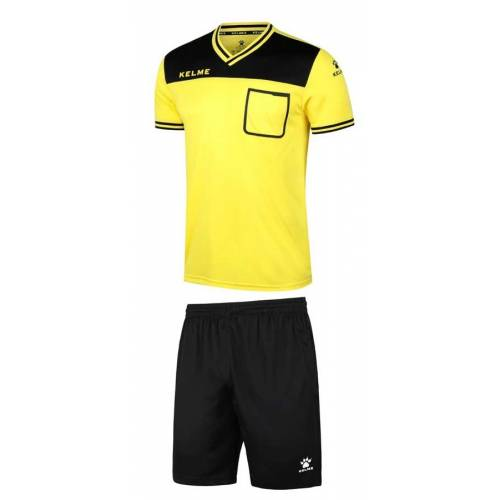 Set Arbitro manga corta Kelme Referee