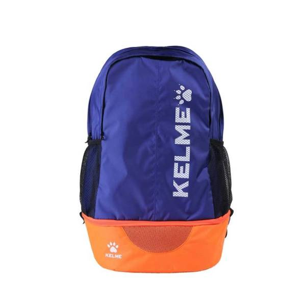 Mochila Rucksack Kelme Montes azul naranja