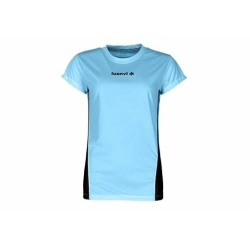 Camiseta manga corta mujer Luanvi Race
