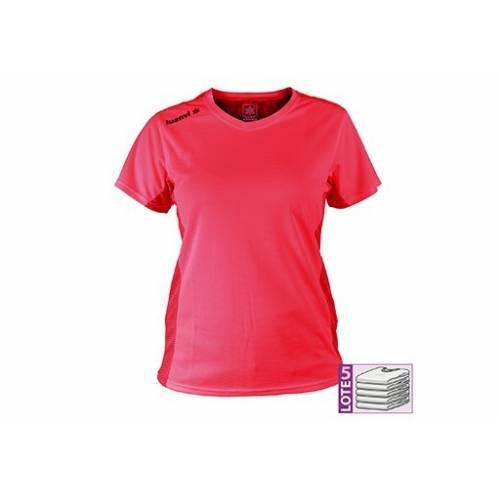 Camiseta manga corta mujer Luanvi Nocaut Plus