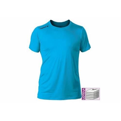 Camiseta manga corta LUANVI Nocaut Gama