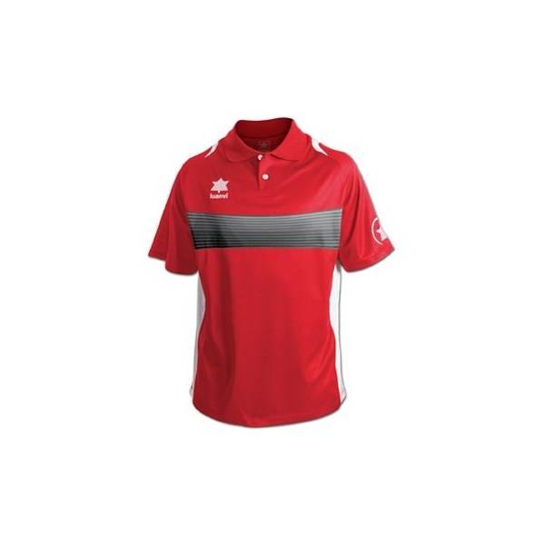 Polos Luanvi Lagos Rojo