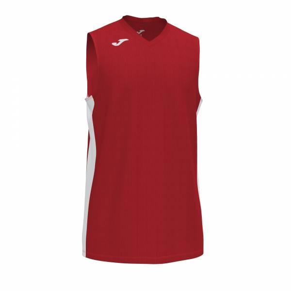Camisetas Baloncesto Cancha III Joma rojo