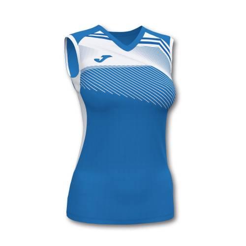 Camiseta sin mangas MUJER  Joma SUPERNOVA II azul