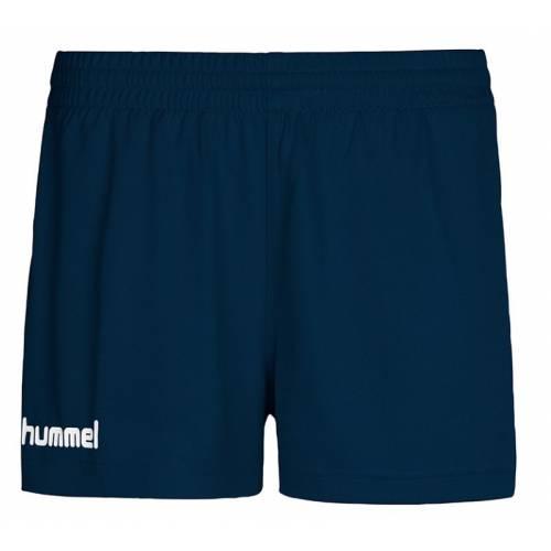 Pantalón corto Core Hummel MUJER AZUL MARINO