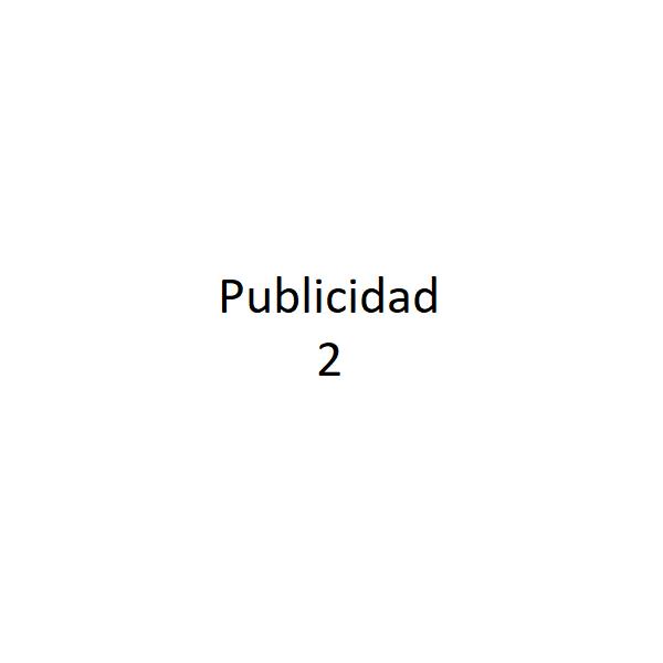 Publicidad 2