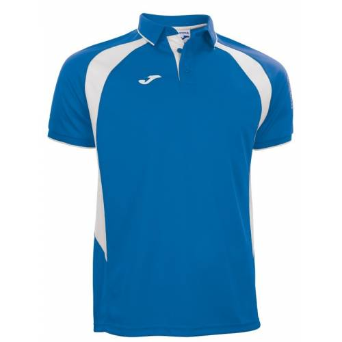 Polo Shirt Champion III Azul / Blanco
