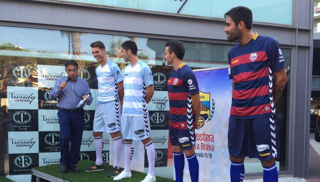 Llagostera-firma-hummel-temporada-2015-2016