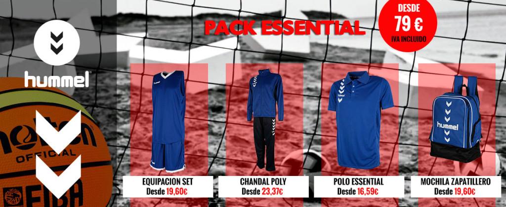 Oferta-pack-hummel-essential-basket