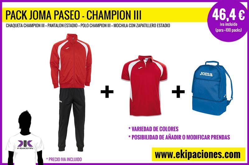 Pack-paseo-ChampionIII-Joma