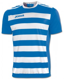 camiseta europaII joma azul