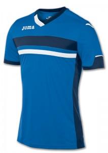 camiseta galaxy joma azul