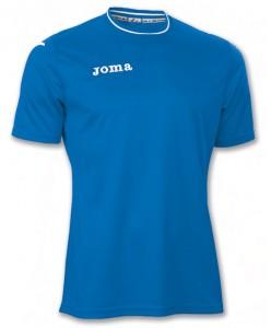 camiseta lyon joma azul