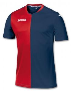 camiseta premier joma marino roja