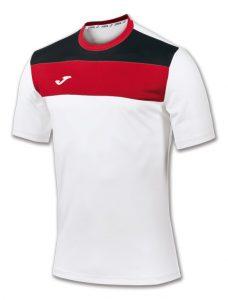 camiseta-crew-joma-blanca-roja