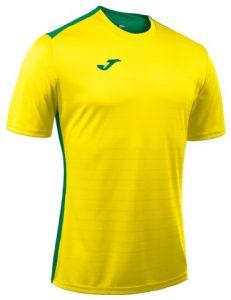 camiseta-joma-campus-II-amarilla-verde