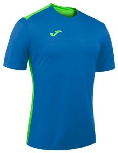 camiseta-joma-campus-II-azul-verde