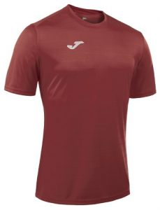 camiseta-joma-campus-II-granate