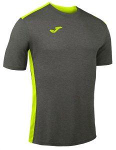 camiseta-joma-campus-II-gris-amarillo