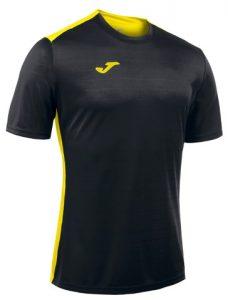 camiseta-joma-campus-II-negra-amarilla