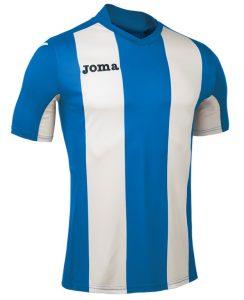 camiseta-pisaV-joma-azul-blanca